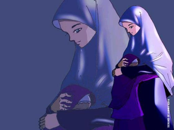 Kasih Ibu Sepanjang Masa....